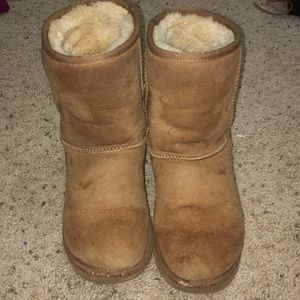 Chestnut UGG boot classic